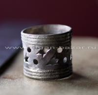 Афганское племенное кольцо. Афганистан, племена Кучи
