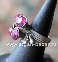 Старое афганское племенное кольцо. Афганистан, племена Кучи первая половина - се