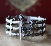 Старый марокканский браслет