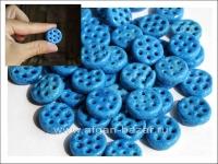 этническая фурнитура  ручной работы керамические бусины