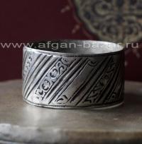 Старый берберский браслет. Марокко, берберы, вторая половина 20-го века