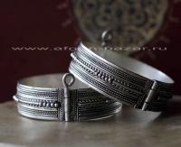 Берберский браслет. Марокко, современная работа