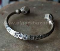 Старый туарегский браслет. Западная Сахара, Мавритания, Мали или Нигер, 20-й век
