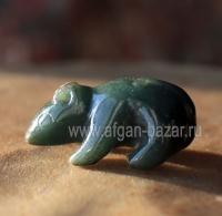 Фигурка мыши из нефрита. Южный Китай, 20-й век