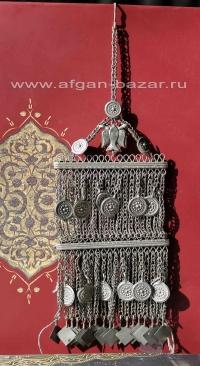 Афганские ювелирные украшения в этническом стиле