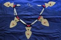 """Традиционное колье """"Хелла"""" (Hella), элемент свадебного костюма невесты. Тунис, р"""