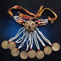 """Традиционное колье """"Тлила"""" (Tlila), элемент свадебного костюма невесты. Тунис, р"""