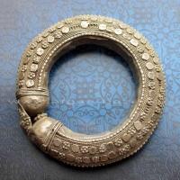 Бедуинский браслет (Ma`adhid, ma`dhad). Йемен, 20-й век