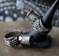 Бедуинский перстень (Yemeni Tower Ring)