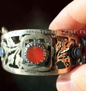 Афганский племенной браслет