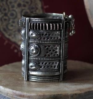 """Традиционный афганский племенной браслет """"Баху"""" (bahu). Афганистан, 20 век"""