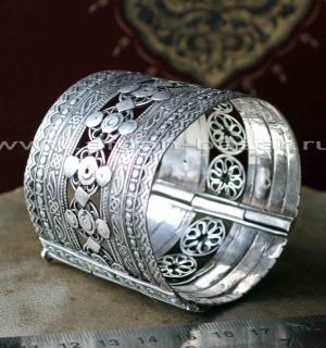 """Традиционный афганский браслет """"Баху"""". Афганистан, первая половина 20-го века"""