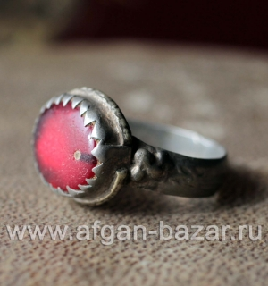 Афганский перстень (Kuchi Tribal Ring)