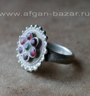 Традиционное афганское кольцо