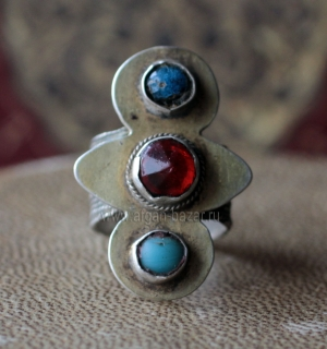 Туркменский  перстень. Афганистан, туркмены, конец 20-го века