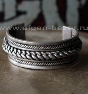 Старый бедуинский браслет. Верхний Египет, бедуины оазисов Харга, Дахла, Фарафра