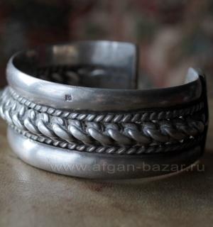 Старый бедуинский браслет. Украшения бедуинов Синая