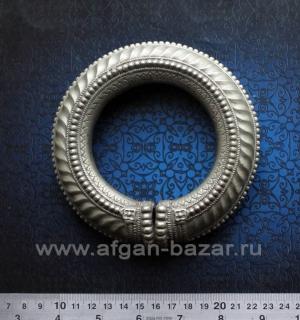 Старый индийский племенной браслет (Neori kara). Центральная Индия (Мадхья Праде