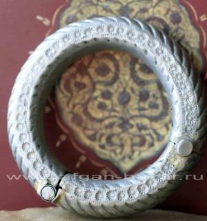 Индийский племенной браслет. Индия, Раджастан, племена Банджара, 20-й век