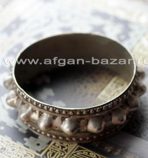 Бедуинский браслет. Оман или Иран (побережье Персидского залива). Вторая половин
