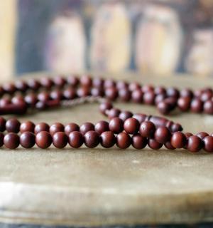 """Традиционные иранские четки из древесины """"Кука"""" (Kuka) - выточены из косточек тр"""