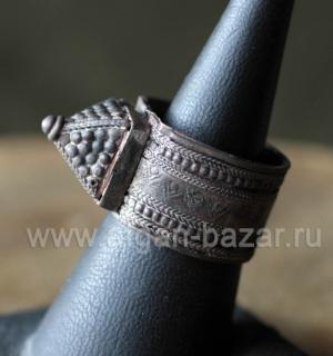 Казахский перстень. Западный Казахстан, регион Актау, 20-й век