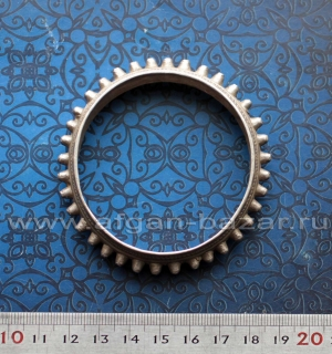 Старый марокканский браслет.  Юг Марокко, западная Сахара