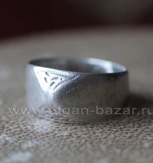 Винтажный берберский перстень. Марокко, берберы, 20-й век