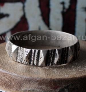 Берберский традиционный браслет. Марокко, берберы, вторая половина 20-го века.