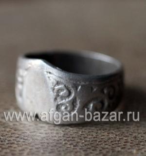 Старый берберский перстень. Марокко, берберы, 20-й век