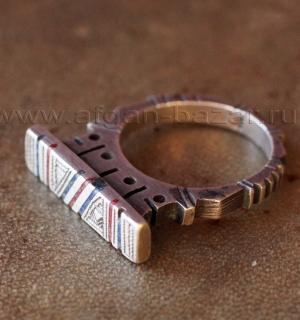 Туарегское кольцо. Западная Сахара, Мавритания или Мали первая половина 20-го ве