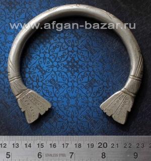 Бедуинский браслет на плечо (носится на верхней части руки между плечом и локтем