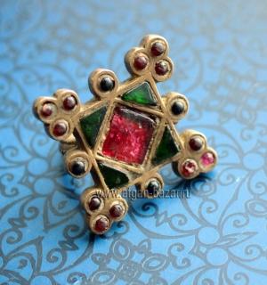 Старое племенное кольцо. Пакистан, регион Синд, середина 20-го века