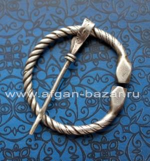 """Традиционная тунисская фибула-застежка для одежды """"Khelala"""""""