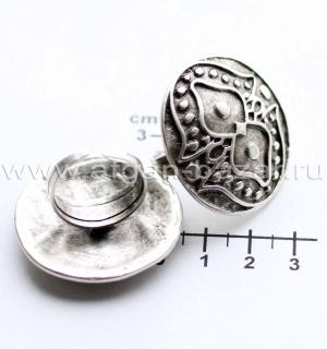Кольцо из ювелирного сплава