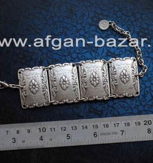 Турецкий браслет из ювелирного сплава