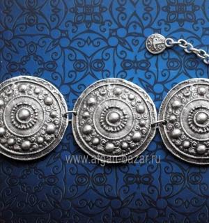 Браслет в османском стиле