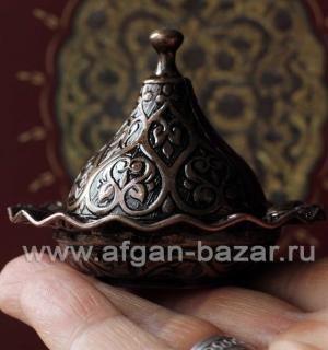 Лукумница (столовый прибор для сладостей в восточном стиле) - Турция