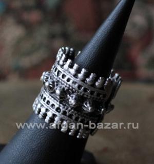 Кольцо в йеменском стиле