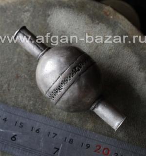 Старая туркменская бусина ручной работы - Turkmen Tribal Jewelry Bead