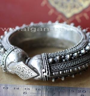 Бедуинский браслет.  Йемен, 20-й век