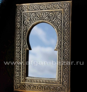 Зеркало в мавританском стиле