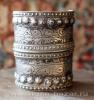 """Старый туркменский браслет """"Билезик"""""""