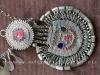 Афганское наголовное украшение - редкий коллекционный экземпляр - Tribal Kuchi H