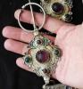 Марокканское колье с застежками-фибулами. Марокко, Анти-Атлас (Тизнит), берберы,