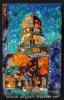 """Александр Емельянов. Панно """"Каир, в Городе мертвых (мамлюкский мавзолей)"""" Медь,"""