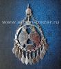 Заколка для волос с изображением птиц, народность Хазара