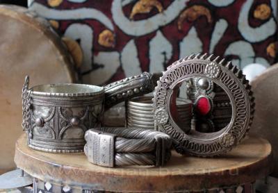 эфиопские браслеты