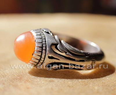 Перстень сердолик Иран