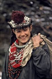 Женщина народности Калаш